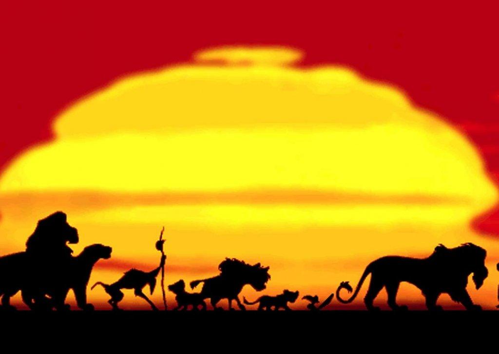 lion king savannah audio atmosphere