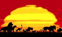 Lion King Savannah