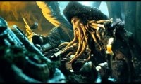 Pirates of the Carribean - Davy Jones night